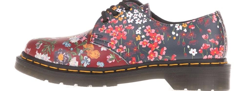 DR.MARTENS - Γυναικεία παπούτσια DR.MARTENS φλοράλ