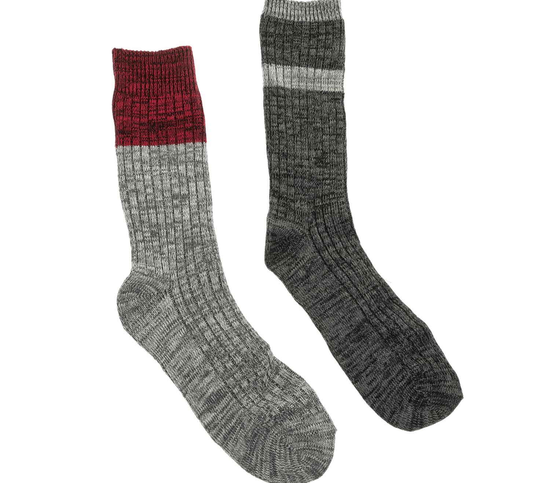 CK UNDERWEAR - Σετ ανδρικές κάλτσες CK UNDERWEAR γκρι