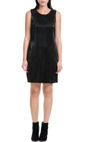 GAS - Γυναικείο φόρεμα LIBER GAS μαύρο