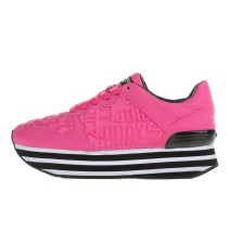 JUICY COUTURE - Γυναικεία sneakers XENDA JUICY COUTURE ροζ