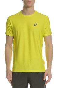 ASICS - Ανδρική κοντομάνικη μπλούζα ASICS SS κίτρινη