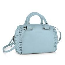 FOLLI FOLLIE - Γυναικεία μικρή τσάντα χειρός Folli Follie γαλάζια
