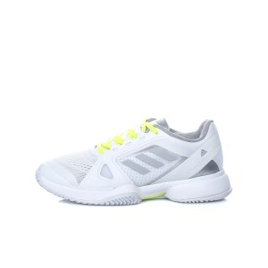 adidas Performance - Γυναικεία παπούτσια τένις aSMC Barricade 2017 TENNIS λευκά