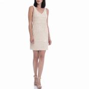 MOTIVI MOTIVI - Φόρεμα MOTIVI μπεζ 2018