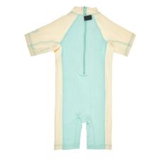 ROXY - Κοριτσίστικη ολόσωμη φόρμα θαλάσσης ROXY WETSUITS SO SANDY SPRING μπεζ-γαλάζια
