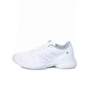 adidas Performance - Γυναικείο παπούτσι τένις aSMC Barricade Boost 2017 λευκό