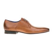 TED BAKER - Ανδρικά παπούτσια PEAIR καφέ image