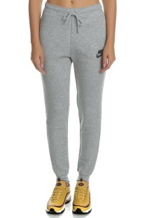 NIKE - Γυναικείο παντελόνι φόρμας NIKE NSW AV15 PANT KNT γκρι