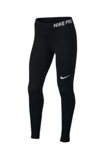 NIKE - Παιδικό αθλητικό κολάν για κορτίτσια Nike Pro Tight μαύρο