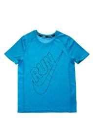 NIKE - Αγορίσιτκη κοντομάνικη μπλούζα NIKE DRY TOP SS MILER GFX μπλε