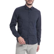 GAUDI - Ανδρικό πουκάμισο Gaudi μπλε