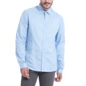 GAUDI - Ανδρικό πουκάμισο Gaudi μπλε image