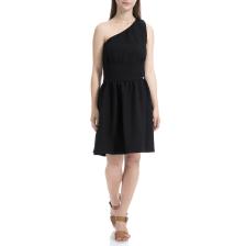 DENNY ROSE - Γυναικείο φόρεμα Denny Rose μαύρο