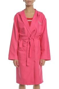 ARENA - Γυναικείο μπουρνούζι ARENA ZEAL ροζ