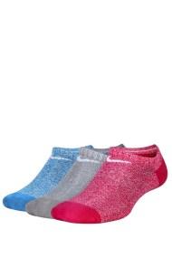 NIKE - Παιδικές κάλτσες NIKE EVRY CUSH NS 3PR
