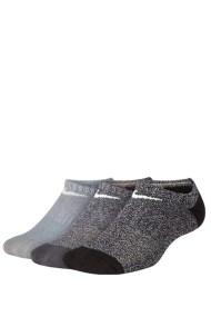 NIKE - Παιδικές κάλτσες NIKEEVRY CUSH NS 3PR γκρι