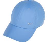 NIKE - Unisex καπέλο NIKE METAL SWOOSH γαλάζιο