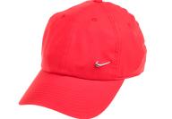 NIKE - Unisex καπέλο NIKE METAL SWOOSH κόκκινο
