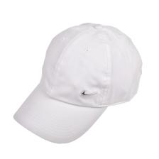 NIKE - Unisex καπέλο NIKE METAL SWOOSH λευκό