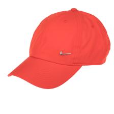 NIKE - Unisex καπέλο NIKE METAL SWOOSH κοραλί