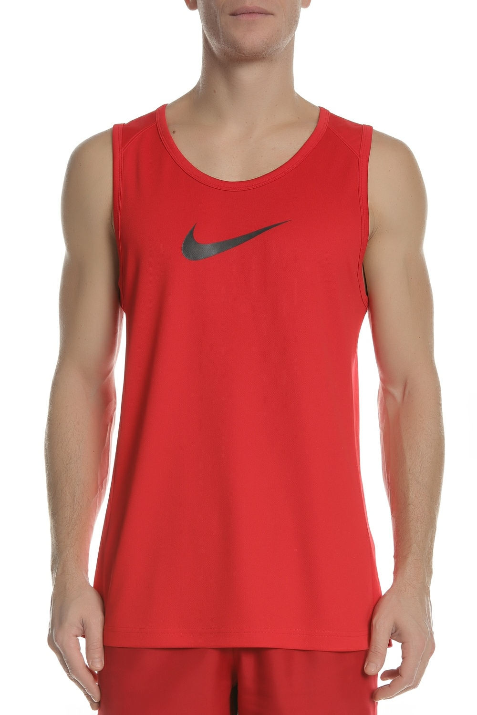 NIKE - Ανδρική φανέλα μπάσκετ NIKE DRY TOP SL CROSSOVER BB κόκκινη