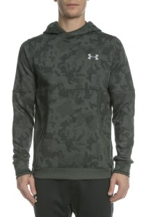 UNDER ARMOUR - Φούτερ UNDER ARMOUR THREADBORNE FLEECE γκρι