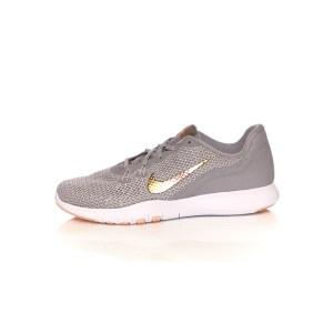 NIKE - Γυναικεία παπούτσια προπόνησης NIKE FLEX TRAINER 7 PRINT γκρι