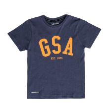 GSA - Παιδική μπλούζα GSA μπλε