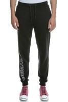 CONVERSE - Ανδρικό παντελόνι φόρμας CONVERSE μαύρο image