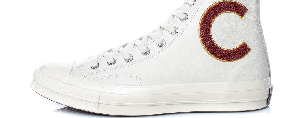 CONVERSE - Ανδρικά μποτάκια Converse Chuck Taylor All Star 1970s Hi λευκά
