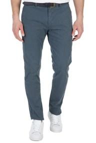 SCOTCH & SODA - Ανδρικό παντελόνι SCOTCH & SODA μπλε-γκρι