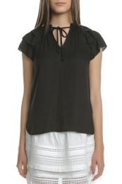 SCOTCH & SODA - Γυναικεία μπλούζα SCOTCH & SODA μαύρη