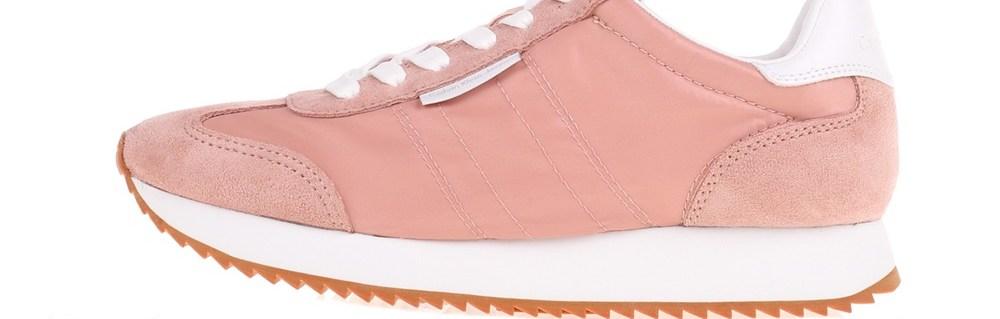 CALVIN KLEIN JEANS - Γυναικεία sneakers COLETTE CALVIN KLEIN JEANS ροζ