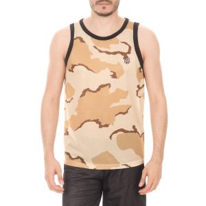 FRANKLIN & MARSHALL - Ανδρική αμάνικη μπλούζα FRANKLIN & MARSHALL παραλλαγής