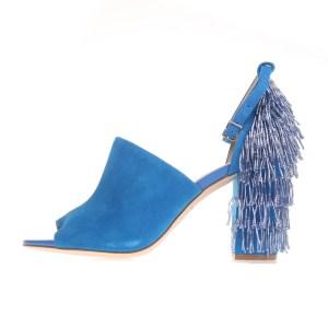 KATY PERRY - Γυναικεία πέδιλα mules THE MIA μπλε