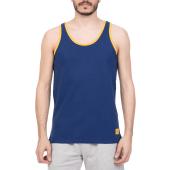 CALVIN KLEIN JEANS - Ανδρική αμάνικη μπλούζα CALVIN KLEIN JEANS μπλε image