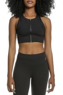 NEW BALANCE - Γυναικείo αθλητικό μπουστάκι NEW BALANCE μαύρο