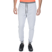 UNDER ARMOUR - Ανδρικό παντελόνι φόρμας Under Armour Sportstyle Jogger λευκό image