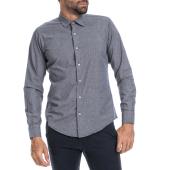 DORS - Ανδρικό πουκάμισο Dors μπλε image