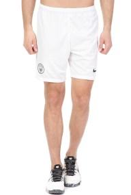 NIKE - Ανδρικό ποδοσφαιρικό σορτς MCFC NIKE λευκό