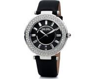 FOLLI FOLLIE - Γυναικείο ρολόι Folli Follie BEAUTIME μαύρο