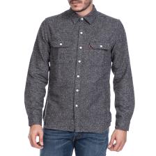 LEVI'S - Ανδρικό πουκάμισο JACKSON WORKER LEVI'S γκρι