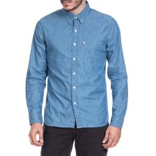 LEVI'S - Ανδρικό πουκάμισο SUNSET LEVI'S μπλε