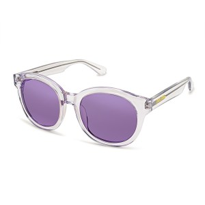 FOLLI FOLLIE - Γυναικεία στρογγυλά γυαλιά ηλίου Folli Follie ημιδιάφανα