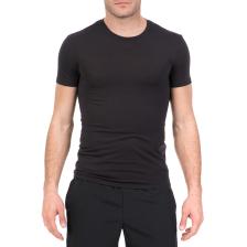 UNDER ARMOUR - Σετ από 2 ανδρικές κοντομάνικες μπλούζες UNDER ARMOUR μαύρες