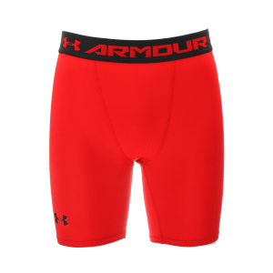UNDER ARMOUR - Ανδρικό κοντό κολάν UNDER ARMOUR HG LONG COMP κόκκινο