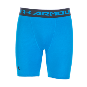 UNDER ARMOUR - Ανδρικό αθλητικό κοντό κολάν Under Armour HG COMP μπλε