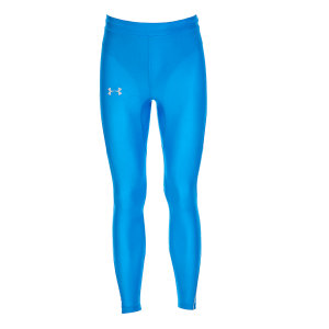 UNDER ARMOUR - Ανδρικό αθλητικό μακρύ κολάν Under Armour NoBreaks HG Novelty Tight γαλάζιο
