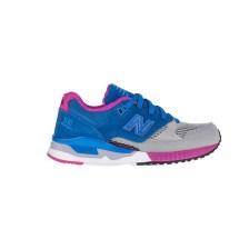 NEW BALANCE - Γυναικεία sneakers NEW BALANCE μπλε-γκρι