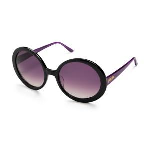 FOLLI FOLLIE - Γυναικεία γυαλιά ηλίου στρογγυλά FOLLI FOLLIE μοβ